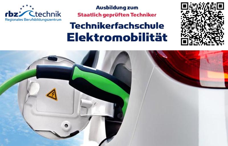 Technikerfachschule Elektromobilität